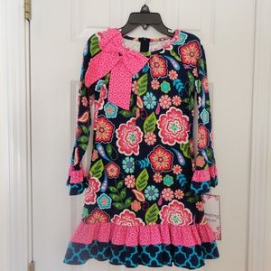 Jumping Fences Girls Dress